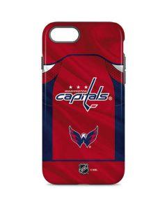 Washington Capitals Home Jersey iPhone 7 Pro Case