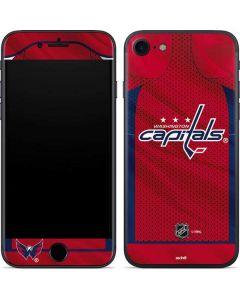 Washington Capitals Home Jersey iPhone 7 Skin