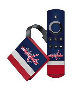 Washington Capitals Jersey Amazon Fire TV Skin