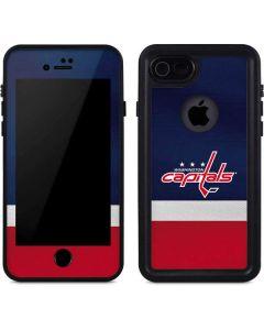 Washington Capitals Jersey iPhone 7 Waterproof Case