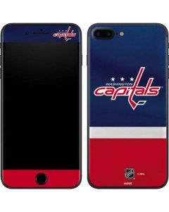 Washington Capitals Jersey iPhone 8 Plus Skin