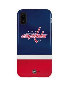 Washington Capitals Jersey iPhone XR Pro Case