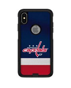 Washington Capitals Jersey Otterbox Commuter iPhone Skin