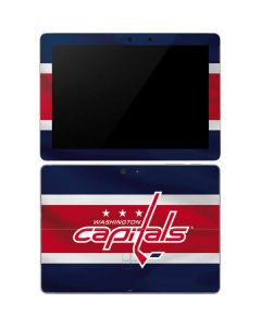 Washington Capitals Jersey Surface Go Skin