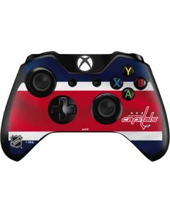Washington Capitals Jersey Xbox One Controller Skin