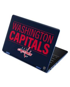 Washington Capitals Lineup Aspire R11 11.6in Skin