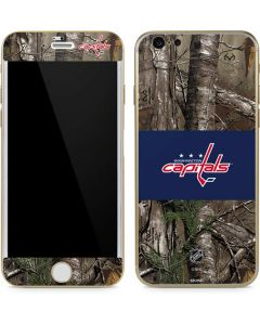 Washington Capitals Realtree Xtra Camo iPhone 6/6s Skin