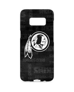 Washington Redskins Black & White Galaxy S8 Plus Lite Case