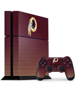 Washington Redskins Breakaway PS4 Console and Controller Bundle Skin