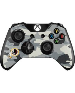 Washington Redskins Camo Xbox One Controller Skin