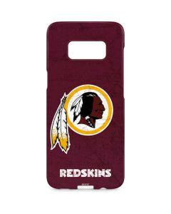 Washington Redskins Distressed Galaxy S8 Plus Lite Case