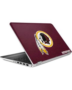Washington Redskins Distressed HP Pavilion Skin