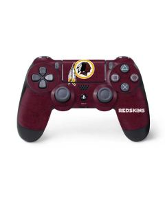 Washington Redskins Distressed PS4 Controller Skin