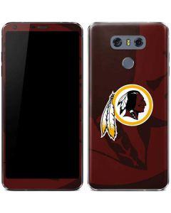 Washington Redskins Double Vision LG G6 Skin