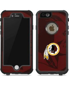 Washington Redskins Double Vision iPhone 6/6s Waterproof Case