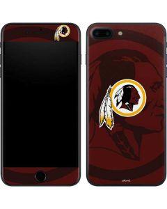Washington Redskins Double Vision iPhone 8 Plus Skin