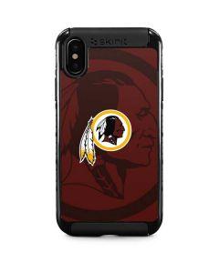Washington Redskins Double Vision iPhone X Cargo Case