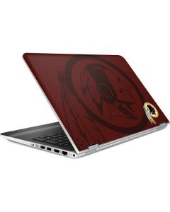 Washington Redskins Double Vision HP Pavilion Skin