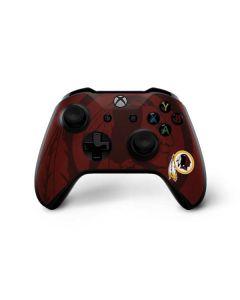 Washington Redskins Double Vision Xbox One X Controller Skin