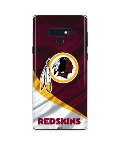 Washington Redskins Galaxy Note 9 Skin