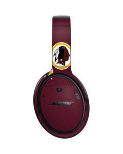 Washington Redskins Large Logo Bose QuietComfort 35 Headphones Skin