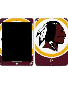 Washington Redskins Large Logo Apple iPad Skin