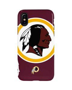 Washington Redskins Large Logo iPhone XS Pro Case