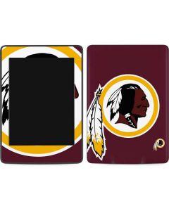 Washington Redskins Large Logo Amazon Kindle Skin