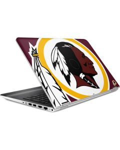 Washington Redskins Large Logo HP Pavilion Skin