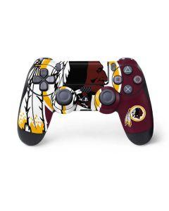 Washington Redskins Large Logo PS4 Controller Skin