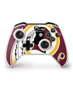 Washington Redskins Large Logo Xbox One S Controller Skin