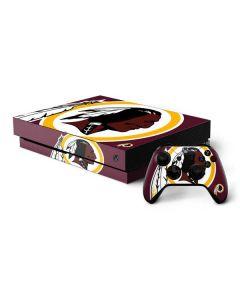 Washington Redskins Large Logo Xbox One X Bundle Skin