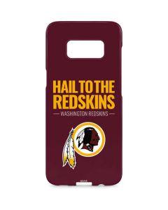 Washington Redskins Team Motto Galaxy S8 Plus Lite Case