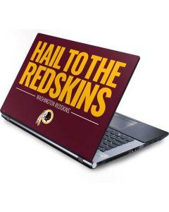 Washington Redskins Team Motto Generic Laptop Skin