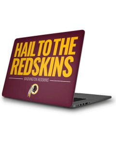 Washington Redskins Team Motto Apple MacBook Pro Skin