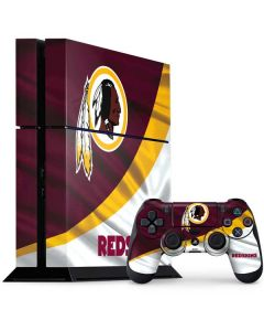Washington Redskins PS4 Console and Controller Bundle Skin