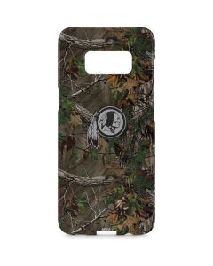 Washington Redskins Realtree Xtra Green Camo Galaxy S8 Plus Lite Case