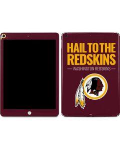 Washington Redskins Team Motto Apple iPad Skin