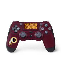 Washington Redskins Team Motto PS4 Controller Skin