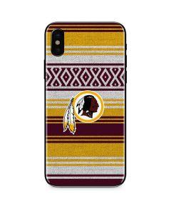 Washington Redskins Trailblazer iPhone XS Max Skin