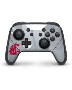 Washington State Cougars Nintendo Switch Pro Controller Skin