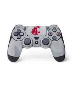 Washington State Cougars PS4 Controller Skin