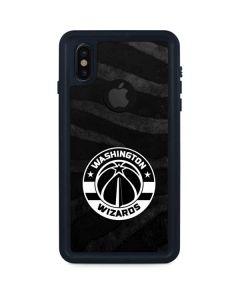 Washington Wizards Animal Print iPhone XS Waterproof Case