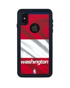 Washington Wizards Away Jersey iPhone XS Waterproof Case