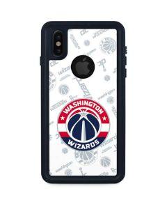 Washington Wizards Blast iPhone XS Waterproof Case