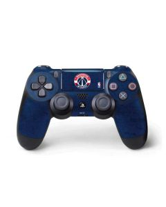 Washington Wizards Blue Distressed PS4 Pro/Slim Controller Skin