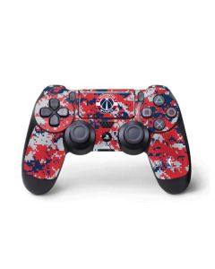 Washington Wizards Camo Digi PS4 Pro/Slim Controller Skin
