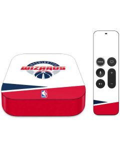 Washington Wizards Split Apple TV Skin