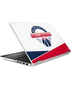 Washington Wizards Split HP Pavilion Skin