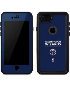 Washington Wizards Standard - Blue iPhone 7 Waterproof Case
